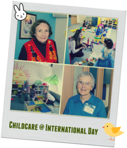 childcare at IN day
