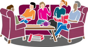 Conversation Groups (Beginning/Intermediate level)